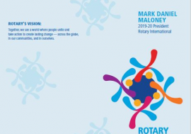 2019-2020 Rotary Citation for Rotary Clubs